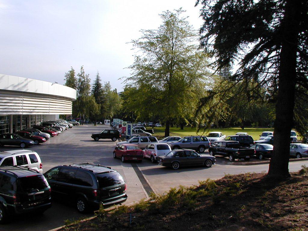 Parque automotriz la Dehesa