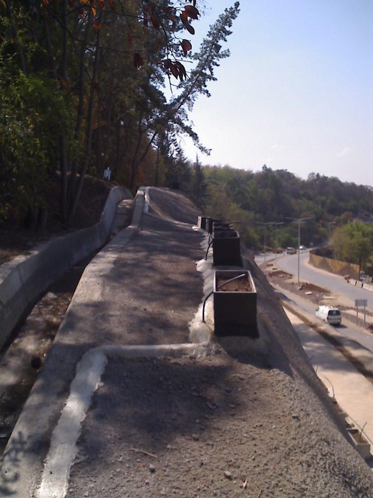 Túnel La Pirámide